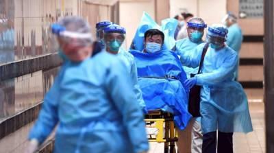 В Китае заявили о вспышке «российского» штамма коронавируса
