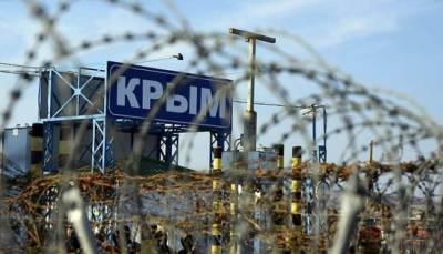 В РФ проговорились, когда рухнет оккупация Крыма из-за водной блокады