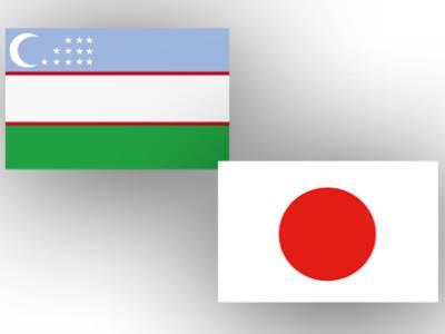 Узбекистан и Япония обменялись мнениями по ситуации в Афганистане