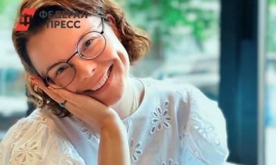 Брухунова раскрыла секрет, какой язык будет учить ее сын