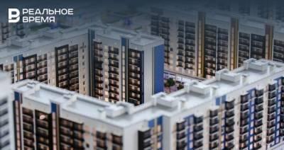В Татарстане в январе-июне 2021 года ввели в эксплуатацию 1359,5 тыс. кв. метров зданий и сооружений