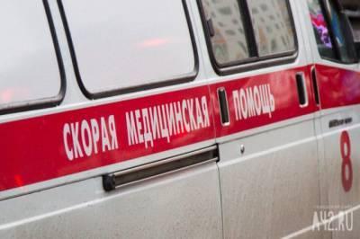 В Минздраве прокомментировали жалобы жителей Кузбасса на долгое ожидание скорой помощи