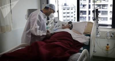 Минздрав Грузии заявил о нехватке мест в клиниках из-за коронавируса