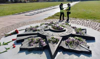 МИД РФ направил Киеву ноту из-за планов уничтожить часть воинского мемориала