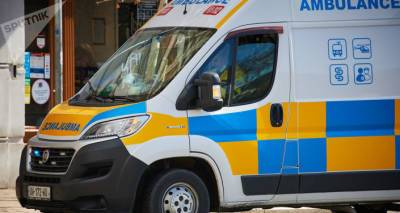В Тбилиси автомобиль сбил ребенка