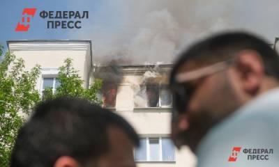 Стало известно о пострадавших при пожаре в нижегородском общежитии
