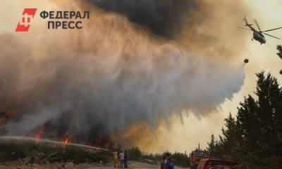 Курорты в огне: зачем Россия отправляет технику на пожары в Турции
