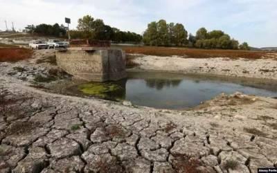Запасы пресной воды в источниках под Азовским морем не решат водную проблему оккупированного Крыма, - ученые