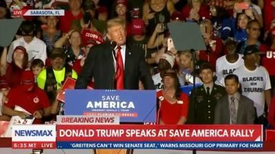 """Трамп выразил уверенность в своей способности остановить """"Северный поток - 2"""""""