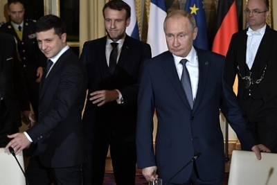 В России объяснили сложности в подготовке встречи Путина и Зеленского