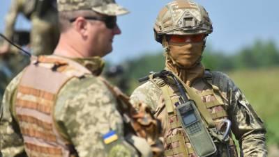 Украинский генерал оценил возможности Киева в случае конфликта с Россией