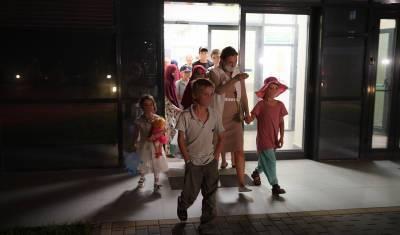 Российских детей вывезли из Сирии. Среди них есть тюменцы