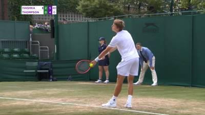 Белорусские теннисисты на кортах Уимблдона