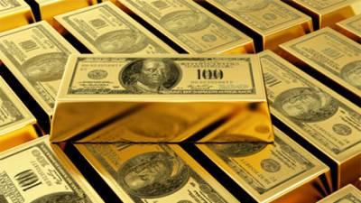 Золото 5 июля продолжает дорожать на ослаблении доходности гособлигаций США