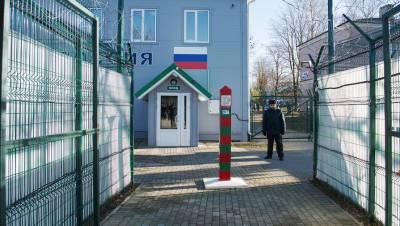 Эстония планирует закрыть границу с Россией из-за ситуации с коронавирусом