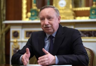 Губернатор Петербурга пообещал провести прямую линию с горожанами в сентябре