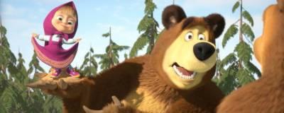 Мультсериал «Маша и Медведь» впервые показали на японском ТВ