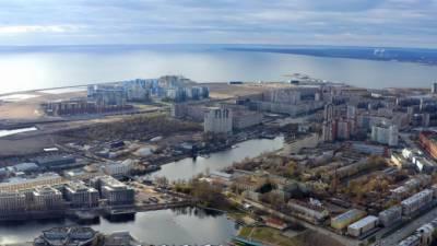 Петербургский парламент хочет зарезервировать территории под новые парки на Васильевском острове