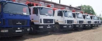 Восемь новых мусоровозов приобрел региональный оператор Еврейской АО