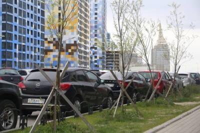 Депутаты ЗакСа предлагают увеличить количество парков и скверов на Васильевском острове