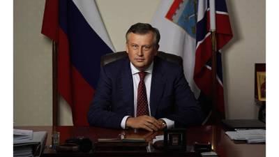 Состоялась регулярная прямая линия губернатора Ленобласти Александра Дрозденко