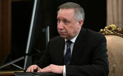 Губернатор Петербурга Александр Беглов сообщил об эпидемиологической обстановке в городе