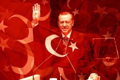 Middle East Forum: Просчет Эрдогана с российскими С-400 подорвал огневую мощь ВВС Турции