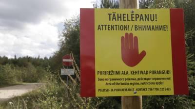 «Авторитет на русофобии»: почему кандидат в президенты Эстонии выступил против пограничного договора с Россией