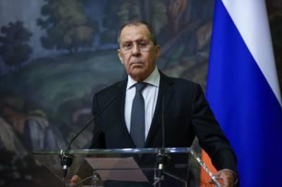 РФ не позволит США говорить с собой с позиции силы — Лавров