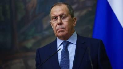 Лавров предупредил США об опасных последствиях ведения диалога с позиции силы