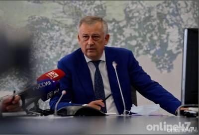 «Это политический хайп»: Александр Дрозденко ответил на территориальные претензии Эстонии