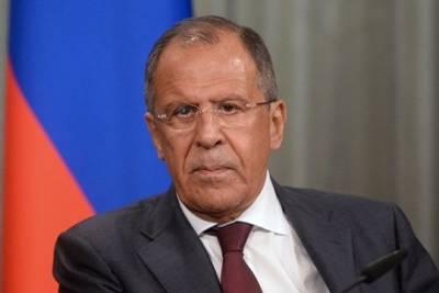 Лавров предупредил о жестком ответе России на недружественные шаги США