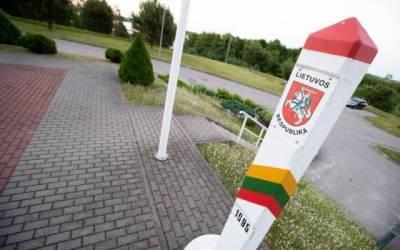 Литва в три раза ускорит рассмотрение ходатайств об убежище от прибывающих мигрантов