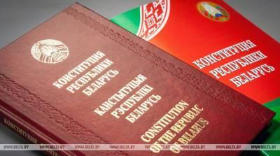 Венецианскую комиссию проинформировали о подготовке предложений по изменению Конституции Беларуси