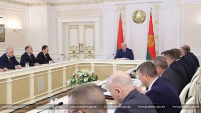 Лукашенко поручил запретить транзит товаров через Беларусь из Германии в Россию и Китай