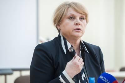 Памфилова пригрозила избиркому Петербурга «кардинальными мерами» за нарушения на выборах