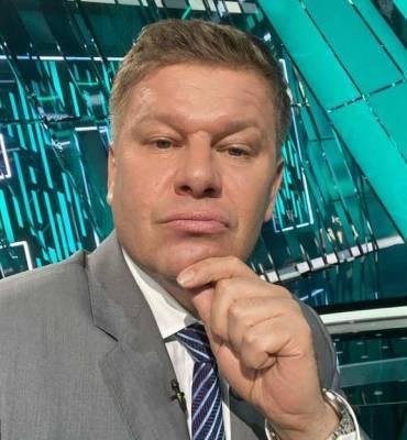 Губерниев о внесении его в «черный список» Украины: «Издающие подобные указы работают не в Минкульте, а в прачечной»
