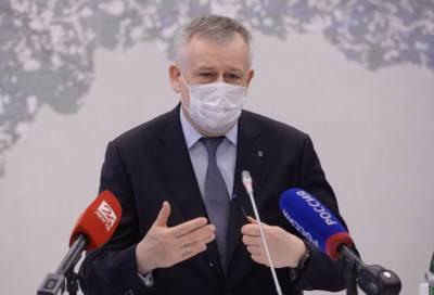 Абсолютный приоритет – жизнь и здоровье ленинградцев: Александр Дрозденко о принятии решений, связанных с введением антикоронавирусных ограничений