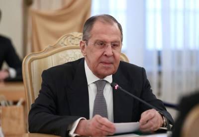 Лавров заявил, что РФ готова использовать базу в Таджикистане для защиты союзников