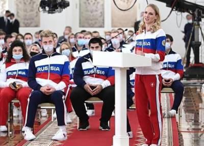 Определён окончательный состав сборной России для участия в Олимпиаде в Токио, в который вошли 335 спортсменов