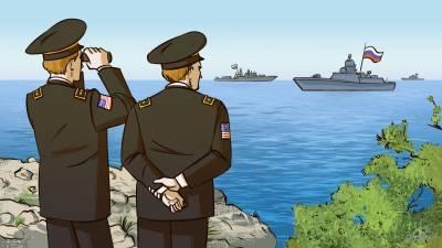 Anadolu: военная политика Путина в Черном море является исполнением завещания Петра I