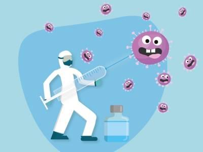 Мишустин поручил Минздраву и Роспотребнадзору обновить модель вакцинации населения России от ковида