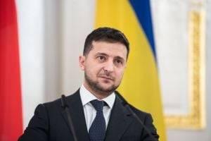 Зеленский предложил Литве совместно провести чемпионат Европы по баскетболу