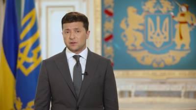 Зеленский возложил на Берлин и Париж моральную ответственность за жертвы гражданской войны на Украине