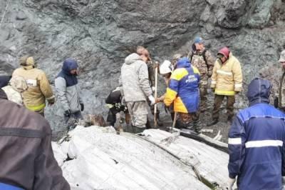 В Минтрансе назвали возможные причины авиакатастрофы на Камчатке