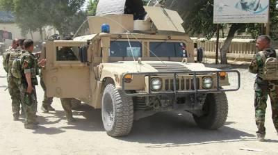 За последние две недели около 1,5 тыс. афганских военных перешли границу с Таджикистаном