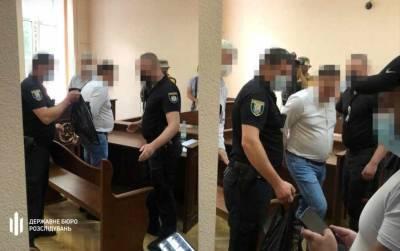 Печерский районный суд Киева избрал меру пресечения директору «Кузни на Рыбальском»