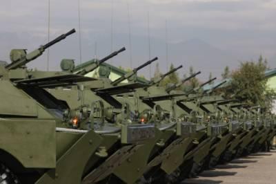 Таджикистан просит ОДКБ помочь удержать границу с Афганистаном