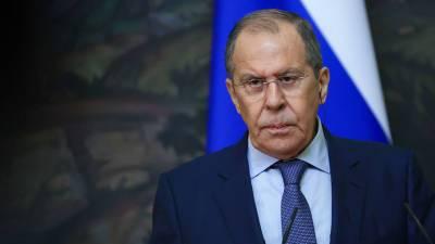 Лавров предупредил о возможных попытках Запада расшатать ситуацию в России