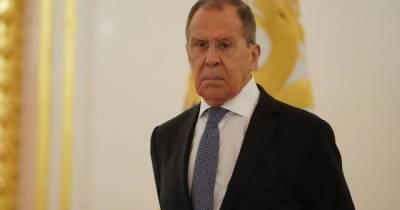 """Лавров: """"Было бы неплохо"""" подписать мирный договор между РФ и Японией"""